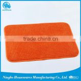 wholesale from china durable non-slip room memory bath mat