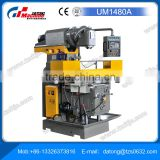 INquiry about Universal Swivel Head Milling Machine UM1480A with Dividing Head for sale
