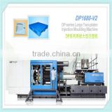 Two Platen Large Capacity Plastic Injection Machine 2200 Ton for Polyurethane foam                                                                         Quality Choice