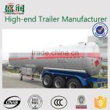 LPG tank truck trailer for liquefied petroleum gas transportation from China Supplier Shengrun