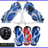 Hot Sell Golf Bag Golf Stand Bag With 600D nylon oxford