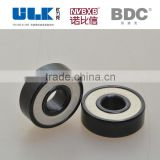 Hot sale standard Deep Groove Ball Bearing series caster wheel for sliding door
