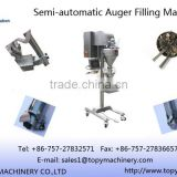 Auger Filler packing machine for milk powder, spices, flour, dyes powder, pesticide, pharmaceutical powders