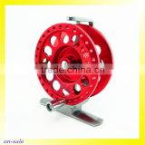 1 BB Red Color Right Handle Ice Fishing Reel