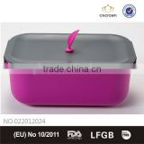Wholesale Househole PP Bento Box, EU, Food Grade, FDA Approved, BPA Free , Eco-friendly Material by Cn Crown