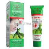 Aichun beauty Cumber Soft clean Exfoliating Cream face&body dead skin Peeling Gel 100g