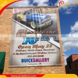 PVC Flex Banner Digital Printing Outdoor Advertising Decorative Fabric Banner Material For Digital Printing