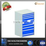 Hardware Storage Cabinet Type and Cold Roll Steel Material tool box for spare parts