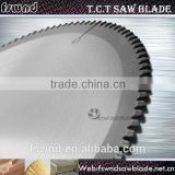 Fswnd Trimming-machine Commonly Used wear-resisting TCT Circular Saw blade/Timber cutting