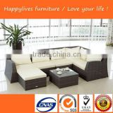MT2374 Heated hotsale Used hotel patio furniture patio set waterproof outdoor sofa Good Quality