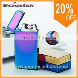 wholesale smoking accessories custom Design cigarette lighter ,rechargeable electronic plasma arc flameless lighter