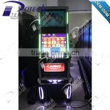 2016 high quality 19'inch metal cabinet slot machine