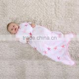 Bamboo fibers comfortable baby sleep bag wholesale