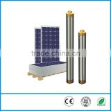 China supplier offer CE & TUV certificated high quality solar pump solar water pump for agriculture irrigation