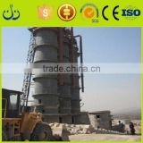 china professional manufacture product vertical shaft lime kiln / mini lime kiln for 100t- 500 t