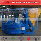 500L MP500 Vertical Shaft Planetary Concrete Mixer, Concrete Pan Mixer for sale in China