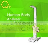 3D Scanner For body health analyzer machine and eatsmart precision digital bathroom scale