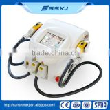Big discount imported lamp 1-10hz elight ipl shr laser electrolysis hair removal machine