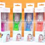 Waterproof Electric Hair Washing Brush Comb with Vibrating Head Massager Function