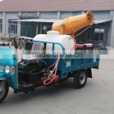 self propelled air assisted truck sprayer