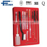 Wholesale23 pc air tool paint spray gun cleaning kit