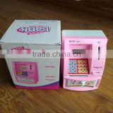 New Style Mini ATM Bank Mini ATM money bxo Toy For Kids
