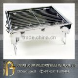 top quality stainless steel bbq stovr korean bbq grill table