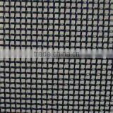 high quality hot sale powder coated stainless steel security screen mesh , stainless steel mesh security screen