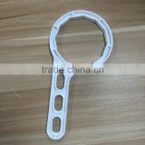 Plastic membrane housing wrench for ro water system
