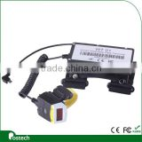 Wearable data collection terminal, 1D mobile barcode data collector