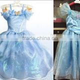 Anna & Elsa Cosplay Dress Children Princess Costume Party Formal Dresss Children Princess Costume Party Formal Dress