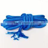 round knitting used polyester/nylon/cotton string braided rope/cord