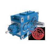 Professional High Power Industrial Gearbox / Helical Bevel Gearbox for Mining or Cement Industry