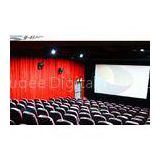 Stereo Projector Effects, 4D Motion Chair, 3D Cinema System For XD Movie Theater