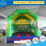 New Cheap fish balloon inflatable bouncer inflatable cartoonfor children