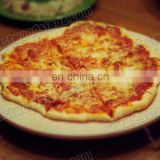 round ceramic pizza stone