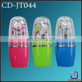 manicure set promotional in plastic case CD-JT044