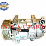 8201018716 Sanden SD7V16 car ac compressor for Nissan Terrano Renault Duste