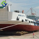 ISO 9001 Certificated marine rubber air bag for ship launching