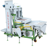 New machinery products grain processing machine with gravity table