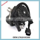 INquiry about Auto parts Secondary Air Injection Pump 17610-0C050 176100C050