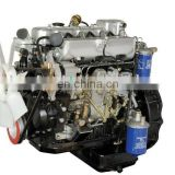 Motor engine (YZ4105ZLQ series diesel engine,105kw/2800rpm,torque:420Nm/1600rpm)