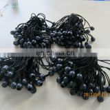 Made Plastic Korea PE Stripe Tarpaulin Ball Bungee Cord