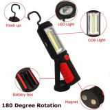 3w cob +1led worklight Portable led work light