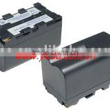 Camcorder battery for SONY NP-F960 NP-F970