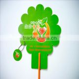 Factory Wholesale Advertising Hand-Held Fan