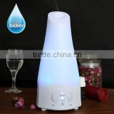Decorative Essential Oil Diffuser 100ml Cold Air Ultrasonic Aroma Humidifier with LED Night Light AN-0463