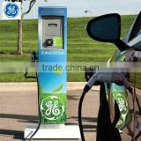 geindustrial/GE/DuraStation* Commercial GE DuraStation is our most versatile line of electric vehicle chargers.