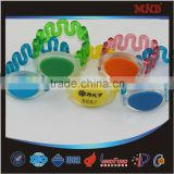 MDW62 Waterproof Silicone RFID wristband/bracelet for Swimming pool,Water parks,Sporting venues