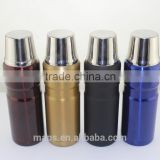 Hot New stainless steel vacuum flask/bullet thermos flask/vacuum thermos with stainless steel cap